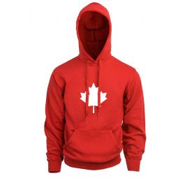 "Hoodie ""Canada Leaf"""