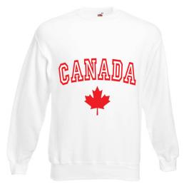"""Sweatshirt """"Canada"""""""
